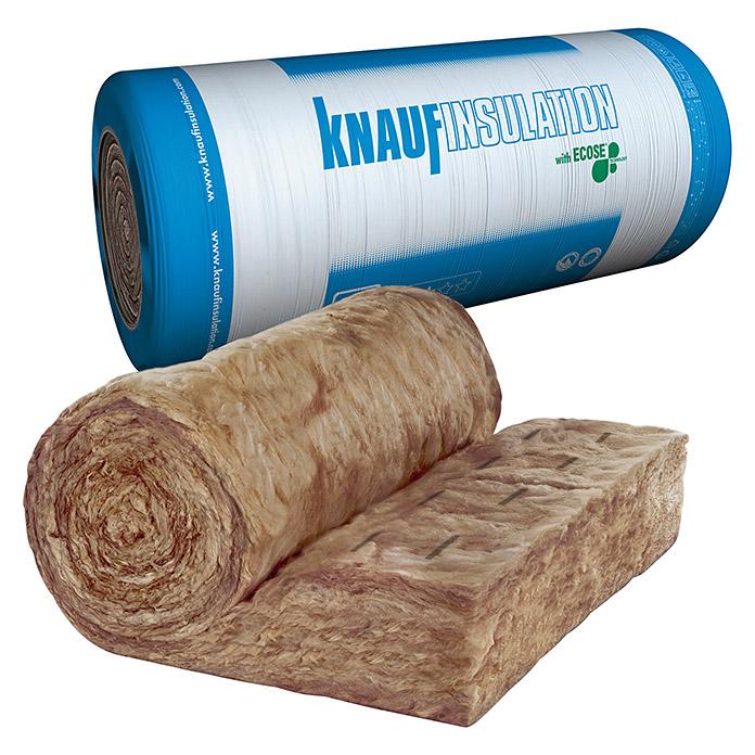 Утеплитель Knauf Insulation (Кнауф инсулейшн) стекловата 18м2