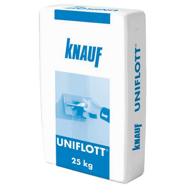 Шпаклевка Knauf uniflot / Кнауф Унифлот финишная 25кг