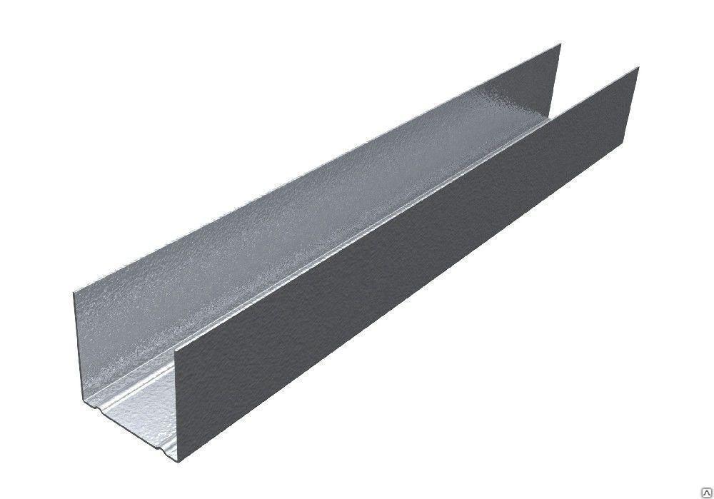 Профиль ППН потолочный (27х28мм l=3м) Эконом