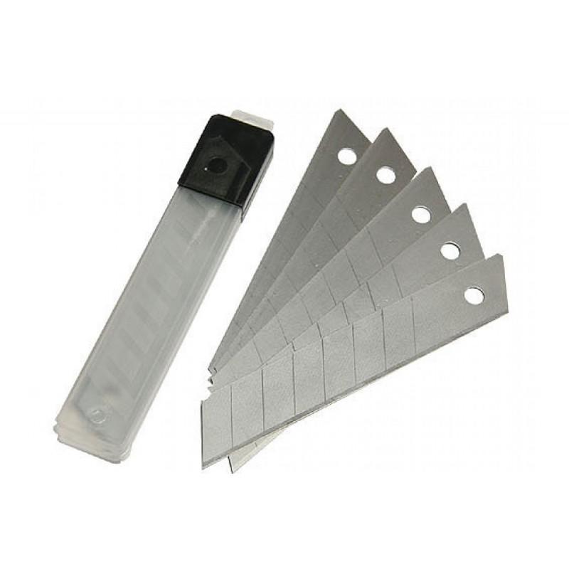 Лезвия для ножа 18мм (10шт)