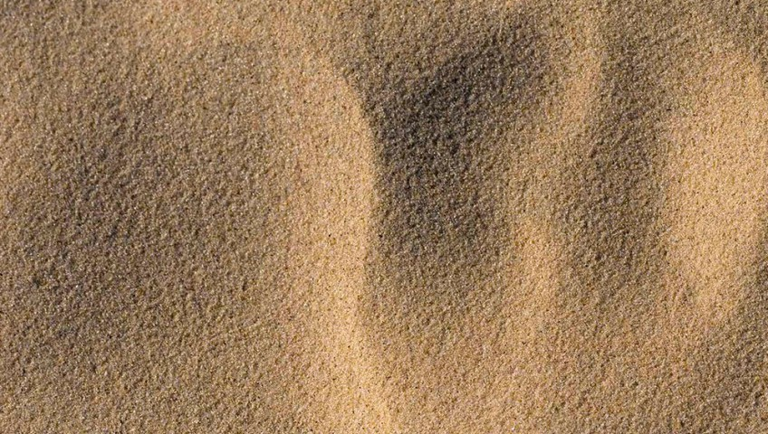 Песок в мешках мелкий сеянный (мытый) 30 кг