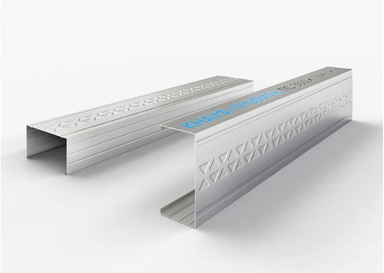 Профиль стоечный ПС-6 100х50х0,6мм (3м) КНАУФ