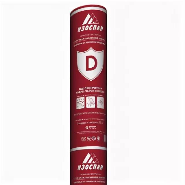 Изоспан D рулон-70м2