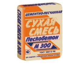 Пескобетон М-300 Эконом, 40кг.
