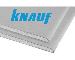 Гипсокартон Knauf 2000х1200х12,5мм