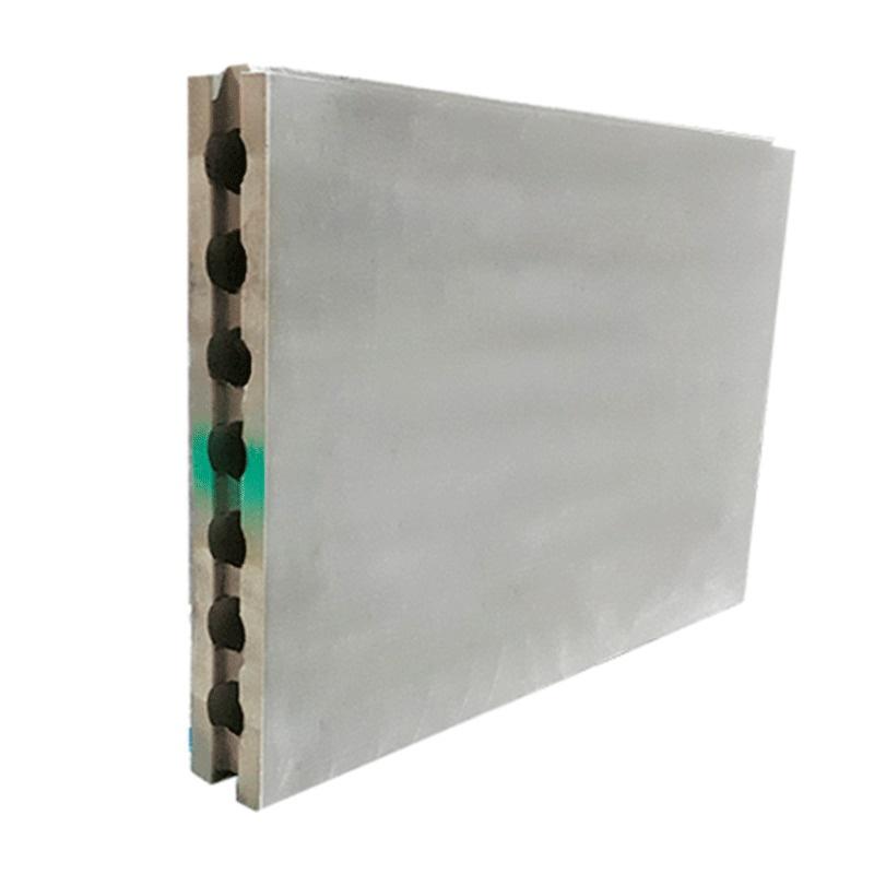 Пазогребневая плита Волма влагостойкая 667х500х80 пустотелая