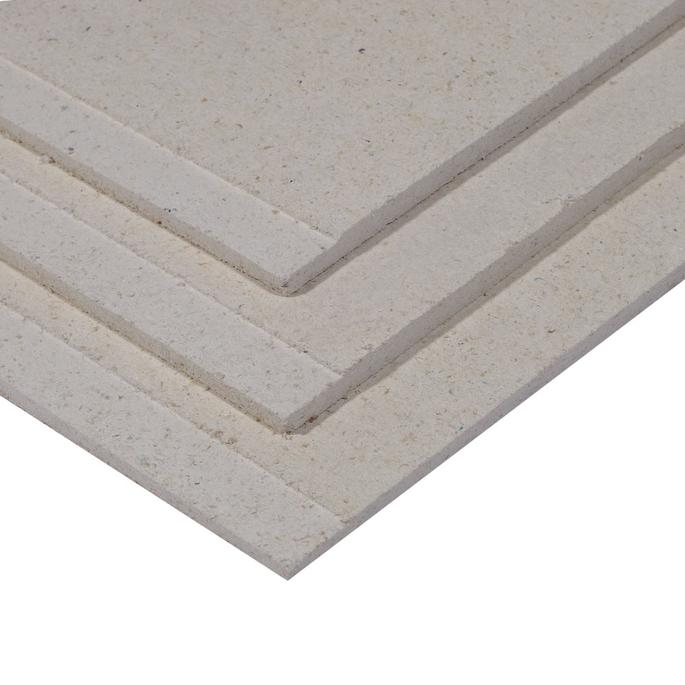 Гипсоволокнистый лист Кнауф влагостойкий ГВЛВ, 2500х1200х12.5мм