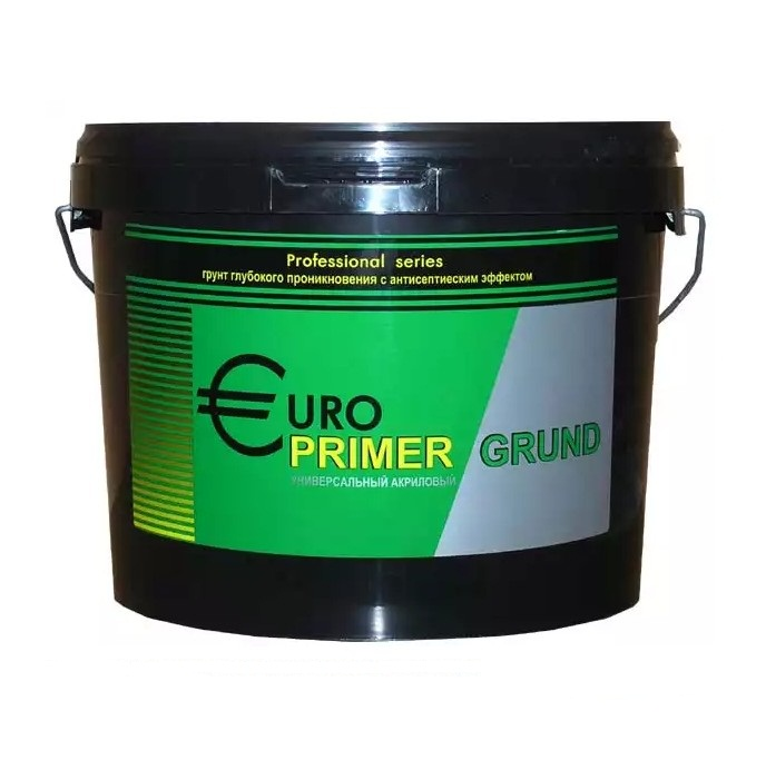 Грунтовка Euro Primer, 10л.