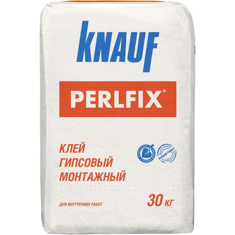 Клей для ПГП и ГКЛ Кнауф Перлфикс 30 кг