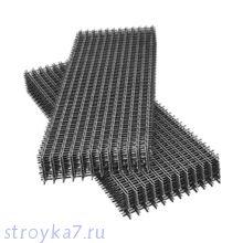 Сетка металлическая для кладки 50х50х4мм (0,5*2м)
