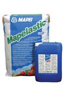 Гидроизоляция MAPEI MAPELASTIC двухкомпонентная, комплект 32 кг