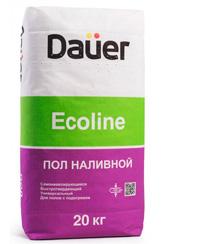 Пол наливной Daüer Eсoline / Эколайн 20кг
