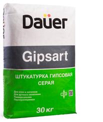 Штукатурка гипсовая серая Gipsart / Гипсарт 30кг