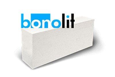 Пеноблок Бонолит (Bonolit) 250х600 толщина 5 см
