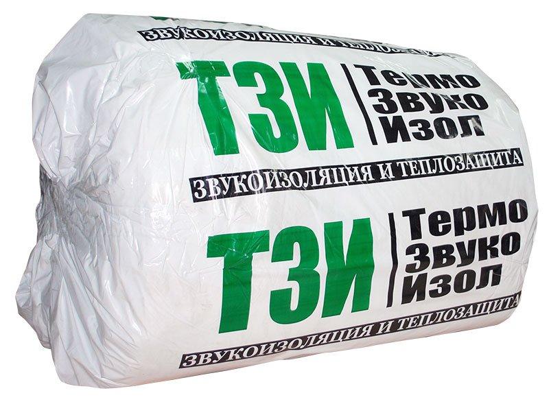 Шумоизоляция ТЗИ Термозвукоизол 10мм  15м2
