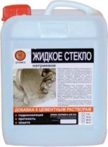 Жидкое стекло натриевое Гермес 15кг