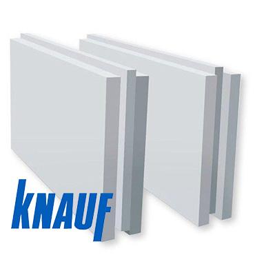 Пазогребневая плита Кнауф 667х500х80 мм