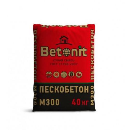 Пескобетон Betonit М-300 40 кг