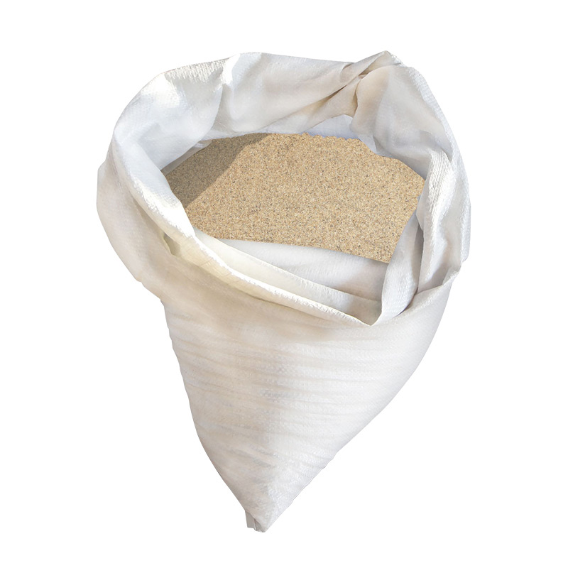 Песок строительный в мешках 30кг мытый