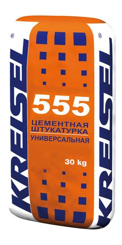 Штукатурка цементная Крайзель 555, 30 кг