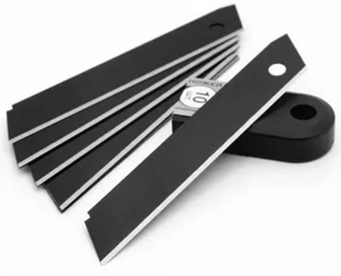 Лезвия для ножа 18мм усиленные (10шт)